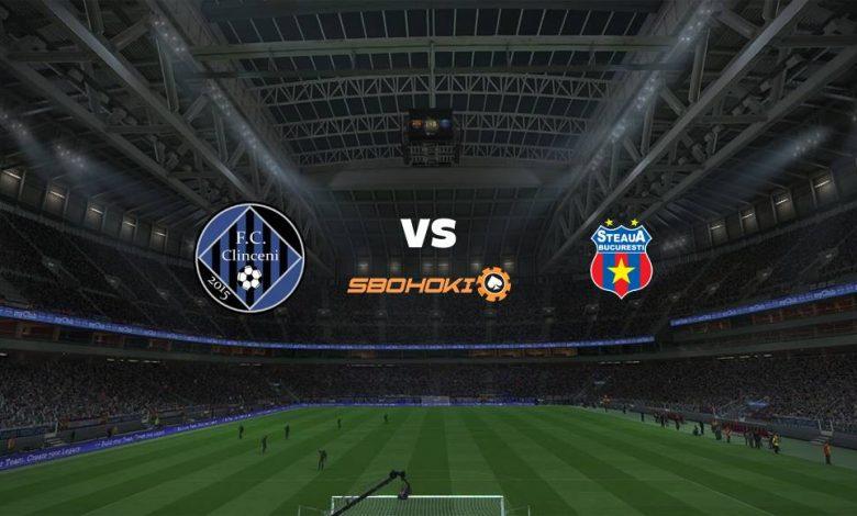 Live Streaming Academica Clinceni vs FCSB 22 April 2021 1