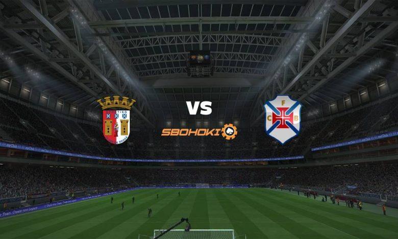 Live Streaming Braga vs Belenenses 11 April 2021 1