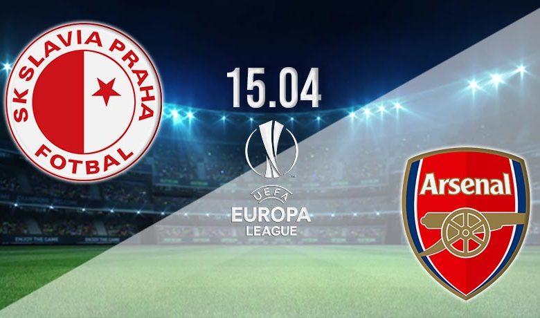 Prediksi Liga Eropa Slavia Praha vs Arsenal 16 April 2021 1