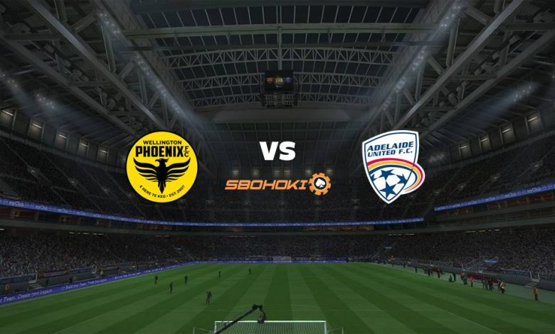 Live Streaming Wellington Phoenix FC vs Adelaide United 25 April 2021 1