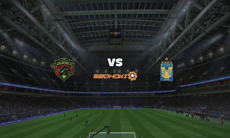 Live Streaming FC Juarez vs Tigres UANL 15 April 2021 1