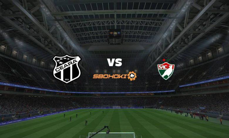 Live Streaming Ceará vs Salgueiro 10 April 2021 1