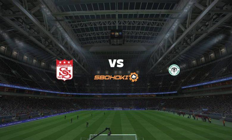 Live Streaming Sivasspor vs Konyaspor 11 April 2021 1