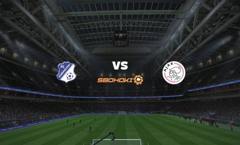 Live Streaming FC Eindhoven vs Jong Ajax 16 April 2021 1