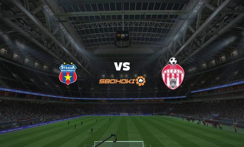 Live Streaming FCSB vs Sepsi Sfantu Gheorghe 25 April 2021 1