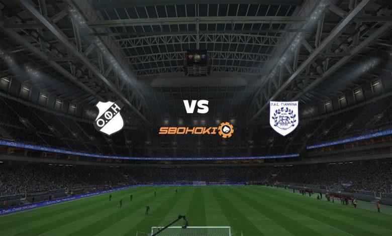 Live Streaming OFI Crete vs Pas Giannina 3 April 2021 1