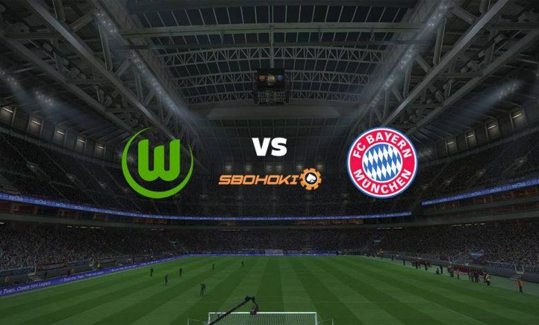 Live Streaming Wolfsburg vs Bayern Munich 17 April 2021 1