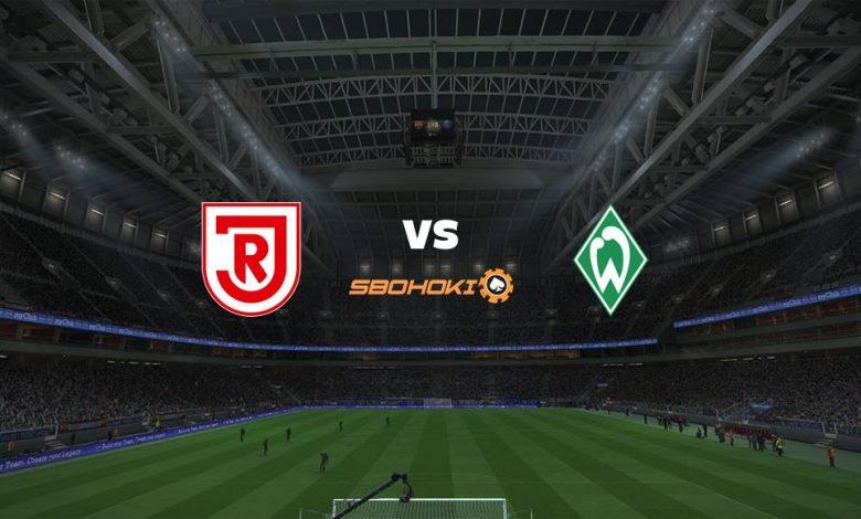 Live Streaming SSV Jahn Regensburg vs Werder Bremen 7 April 2021 1