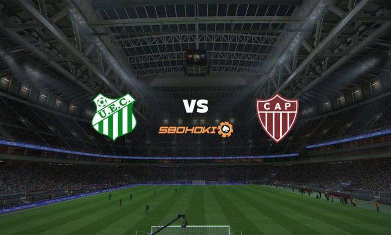 Live Streaming Uberlândia vs Patrocinense 4 April 2021 1