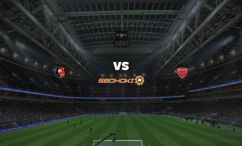 Live Streaming Rennes vs Dijon 25 April 2021 1