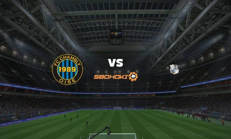 Live Streaming FC Chambly vs Amiens 17 April 2021 1