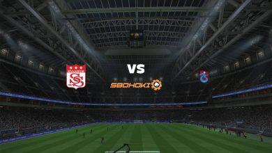 Photo of Live Streaming  Sivasspor vs Trabzonspor 3 April 2021