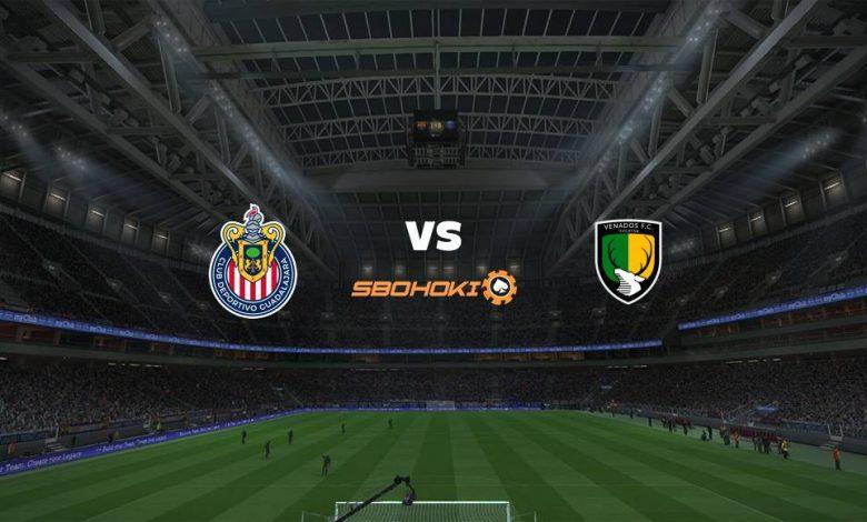 Live Streaming Tapatío vs Venados FC 9 April 2021 1