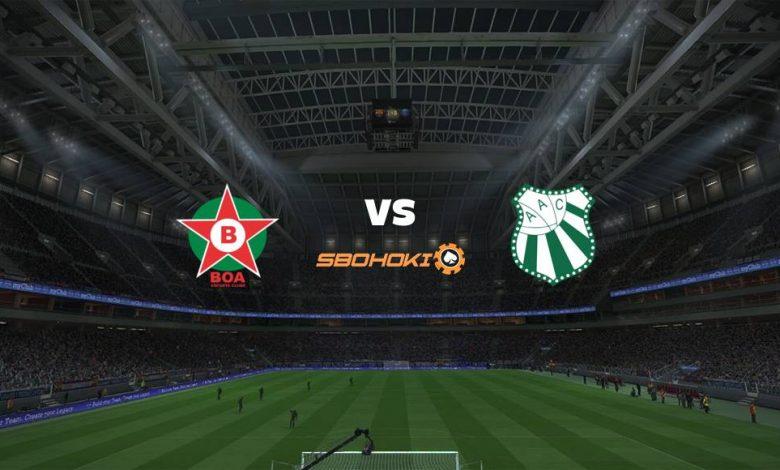 Live Streaming Boa Esporte vs Caldense 18 April 2021 1