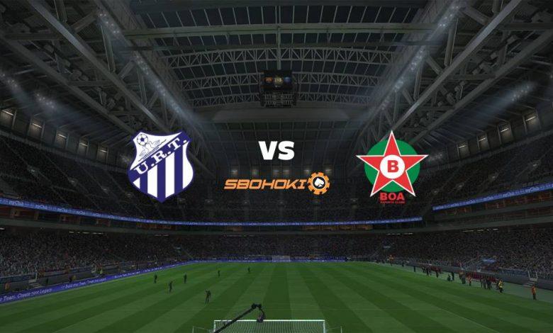 Live Streaming URT vs Boa Esporte 11 April 2021 1