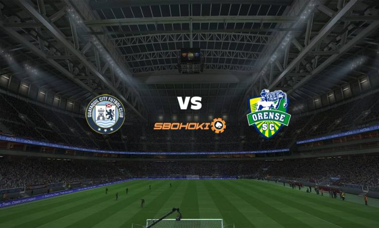 Live Streaming Guayaquil City FC vs Orense 10 April 2021 1