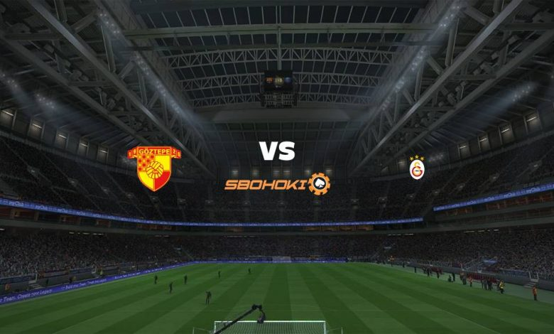 Live Streaming Goztepe vs Galatasaray 17 April 2021 1