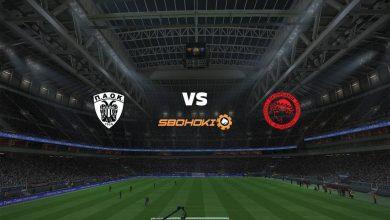 Photo of Live Streaming  PAOK Salonika vs Olympiakos 18 April 2021