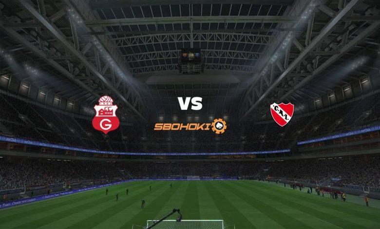 Live Streaming Guabirá vs Independiente 22 April 2021 1