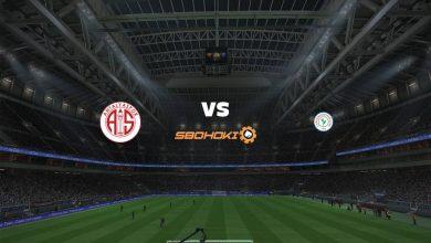Photo of Live Streaming  Antalyaspor vs Caykur Rizespor 16 April 2021