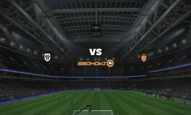 Live Streaming Angers vs AS Monaco 25 April 2021 1