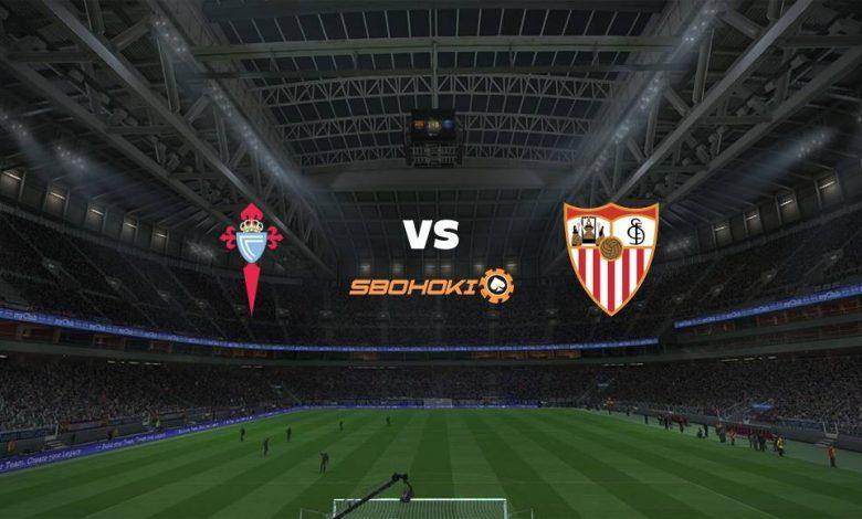 Live Streaming Celta Vigo vs Sevilla 12 April 2021 1