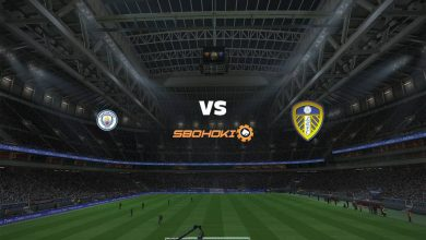 Photo of Live Streaming  Manchester City vs Leeds United 10 April 2021
