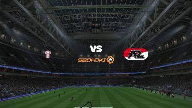 Photo of Live Streaming  Willem II vs AZ Alkmaar 3 April 2021