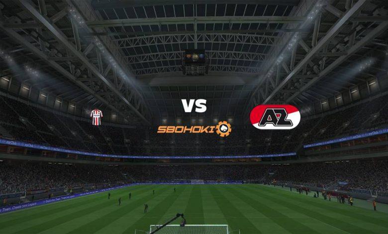 Live Streaming Willem II vs AZ Alkmaar 3 April 2021 1