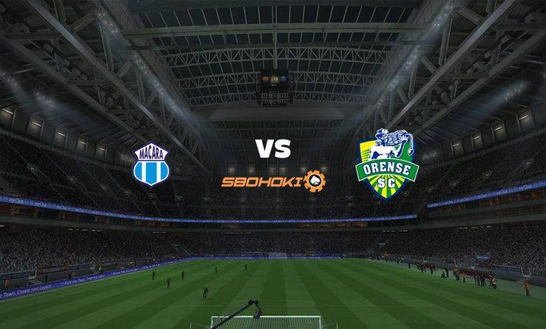Live Streaming Macará vs Orense 17 April 2021 1
