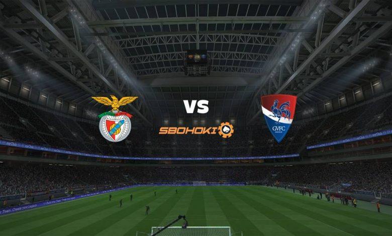 Live Streaming Benfica vs Gil Vicente 17 April 2021 1