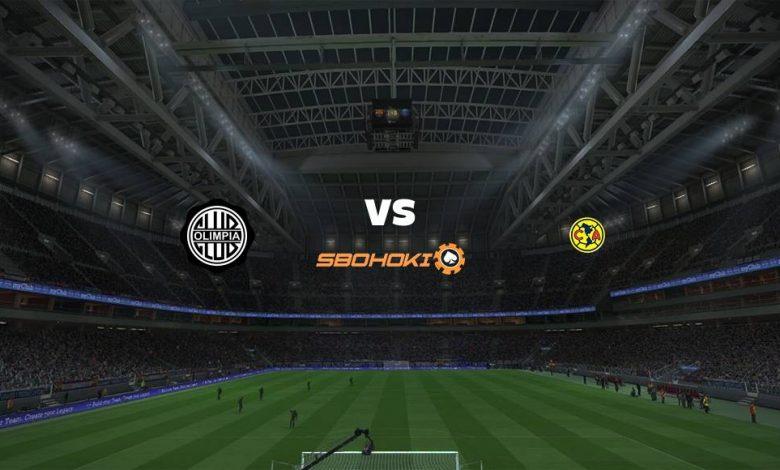 Live Streaming Olimpia vs América 8 April 2021 1