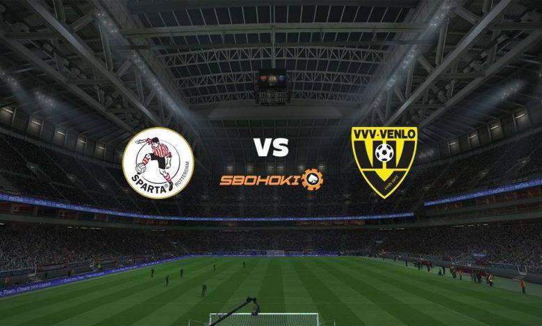 Live Streaming Sparta Rotterdam vs VVV-Venlo 24 April 2021 1