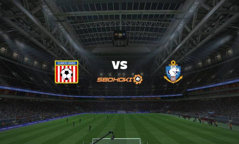 Live Streaming Curicó Unido vs Antofagasta 12 April 2021 1