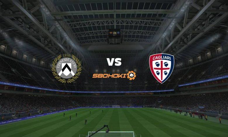Live Streaming Udinese vs Cagliari 21 April 2021 1