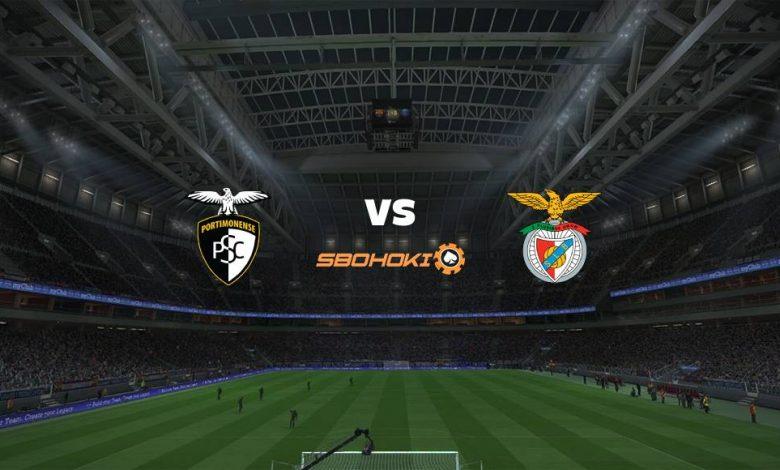 Live Streaming Portimonense vs Benfica 22 April 2021 1