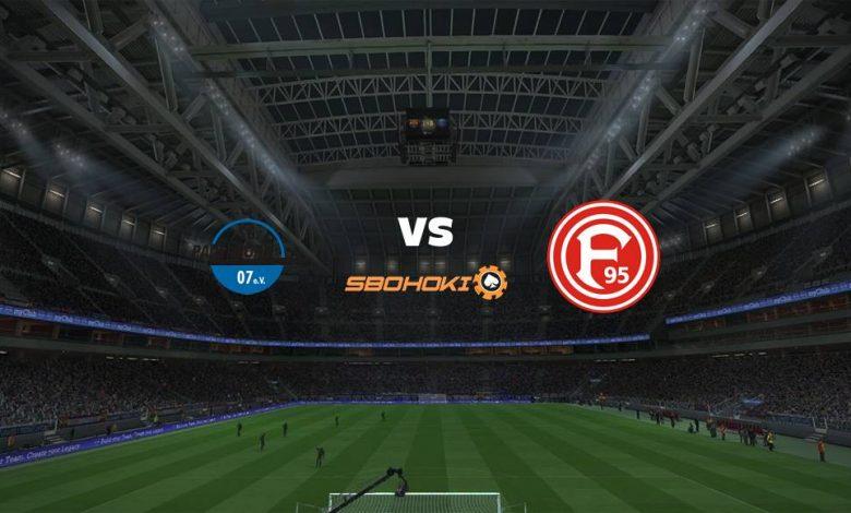 Live Streaming SC Paderborn 07 vs Fortuna Düsseldorf 24 April 2021 1