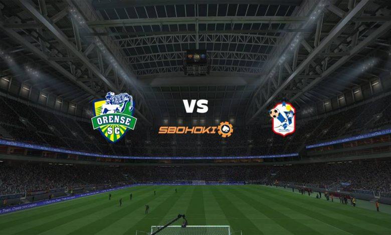 Live Streaming Orense vs Manta F.C. 4 April 2021 1