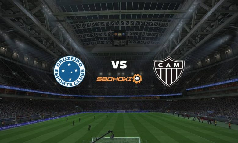 Live Streaming Cruzeiro vs Atlético-MG 11 April 2021 1