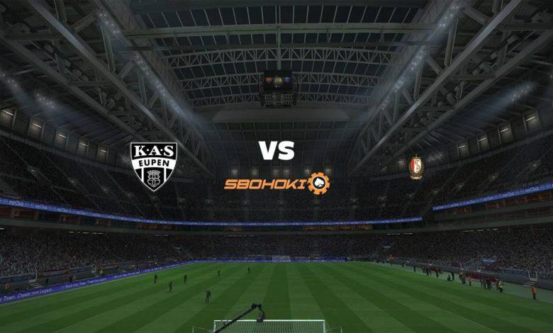 Live Streaming Eupen vs Standard Liege 9 April 2021 1