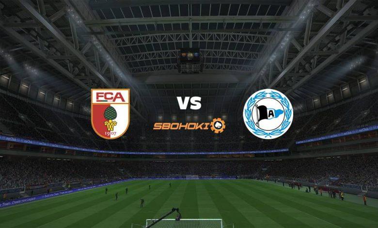 Live Streaming FC Augsburg vs Arminia Bielefeld 17 April 2021 1