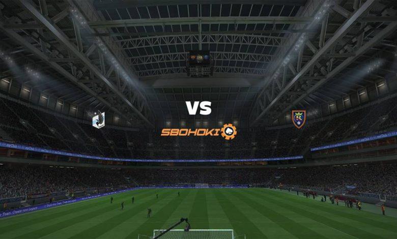 Live Streaming Minnesota United FC vs Real Salt Lake 25 April 2021 1