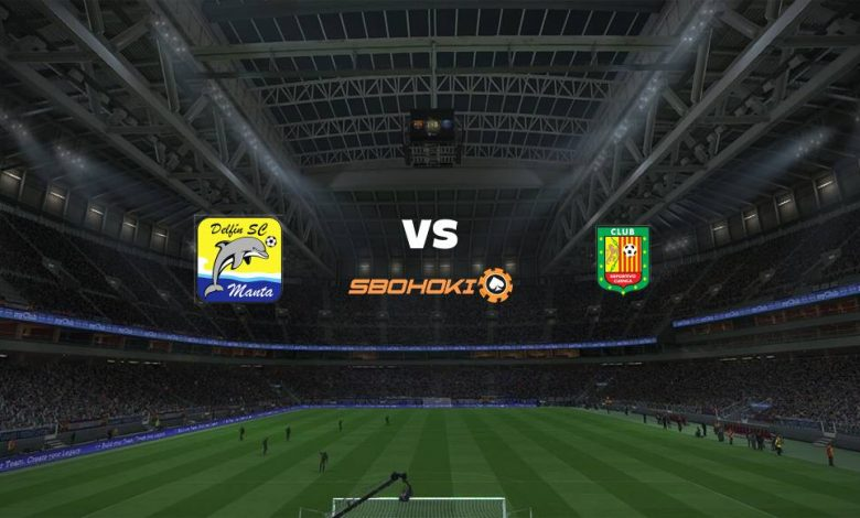 Live Streaming Delfín vs Deportivo Cuenca 3 April 2021 1