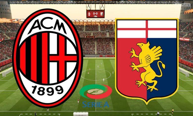 Mau Tonton Live Streaming AC Milan vs Genoa? Lihat Infonya 1