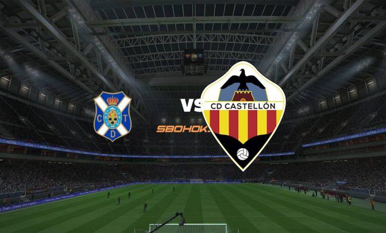 Live Streaming Tenerife vs Castellón 25 April 2021 1