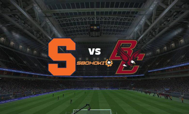 Live Streaming Syracuse vs Boston College 4 April 2021 1