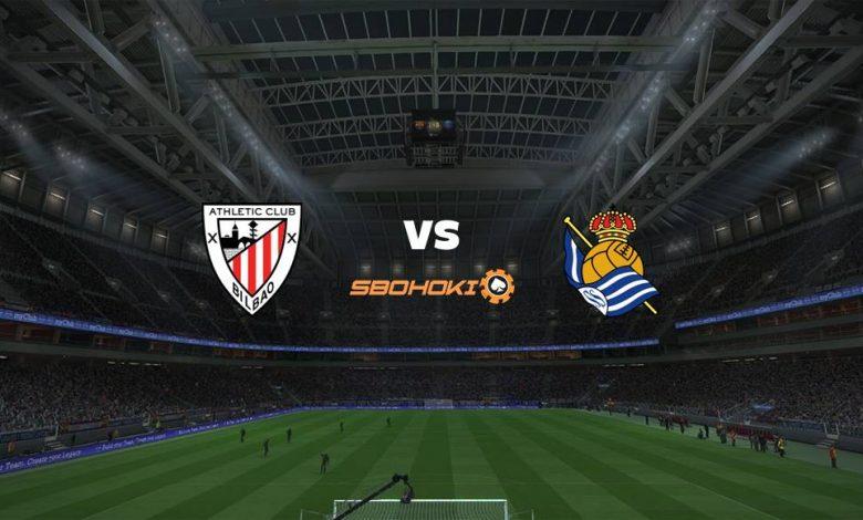 Live Streaming Athletic Bilbao vs Real Sociedad 3 April 2021 1