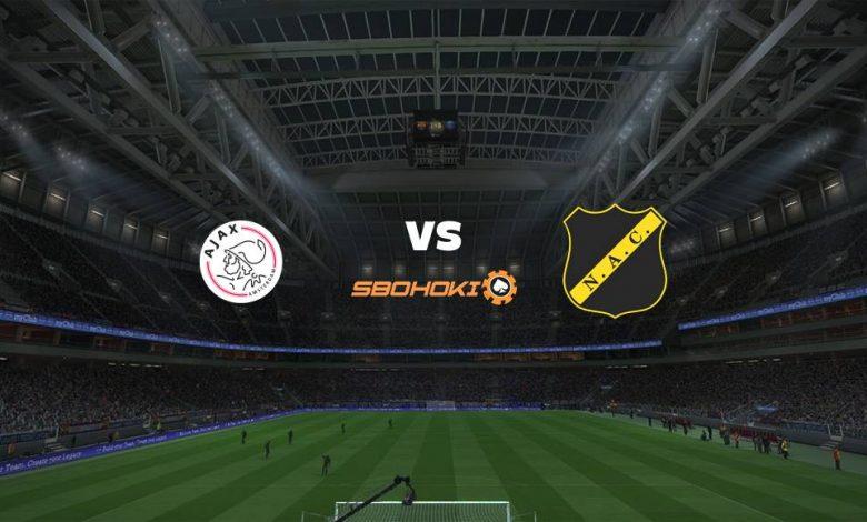 Live Streaming Jong Ajax vs NAC Breda 2 April 2021 1