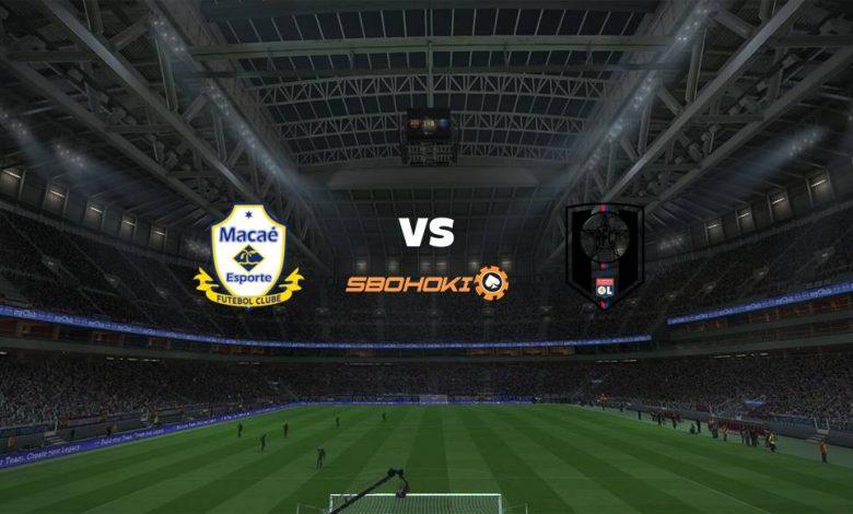 Live Streaming Macaé vs Resende 10 April 2021 1