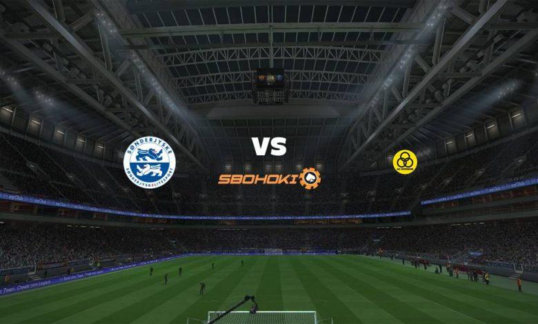 Live Streaming Sonderjyske vs AC Horsens 11 April 2021 1